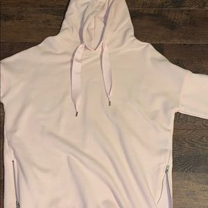Small, Arie oversized hoodie with zippers